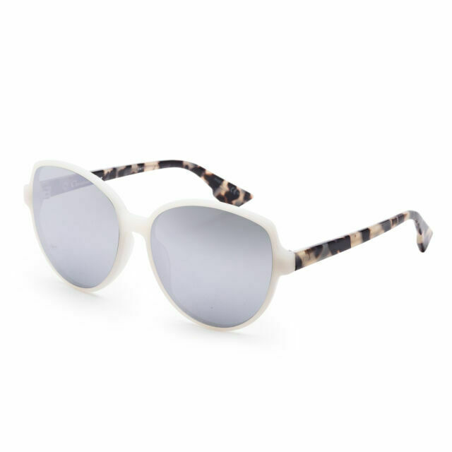 ☆ Ex Display - Authentic Dior Onde2 X61 DC Pearl / Tortoise Sunglasses RRP ☆