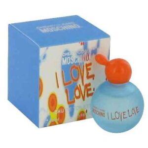 f8217907c556d I LOVE LOVE Moschino Cheap   Chic .16 EDT eau de toilette Women Mini ...