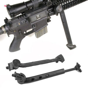 Reglable-8-034-11-034-3-niveau-bipode-cote-20-mm-pour-Picatinny-Rail-Adaptateur-riflescope