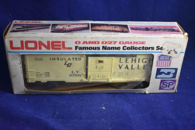 LIONEL Lehigh Valley Box Car, 6-9788, Original Box