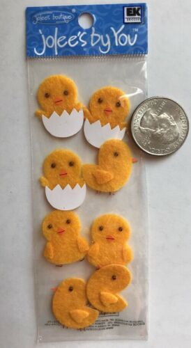 Jolee's By You HATCHING CHICKS Dimensional Embellishment