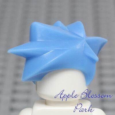 LEGO Female Minifig Light Blue Spiked Hair Exo-Force Clown Alien