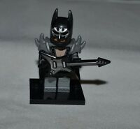 Lego The Batman Movie - Glam Metal Batman 2 Figure 71017 Free Shipping