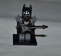 Lego The Batman Movie - Glam Metal Batman 2 Figure 71017 Free Shipping