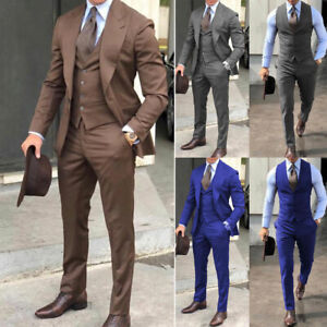Formal-Suits-For-Men-Business-Office-Work-Dress-Suits-Wedding-Leisure-Tuxedos