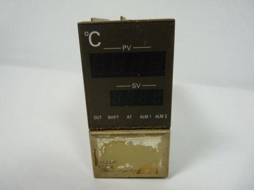 Omron E5EX-A Digital Display Temperature Controller 240VAC 50//60Hz Deg C  USED