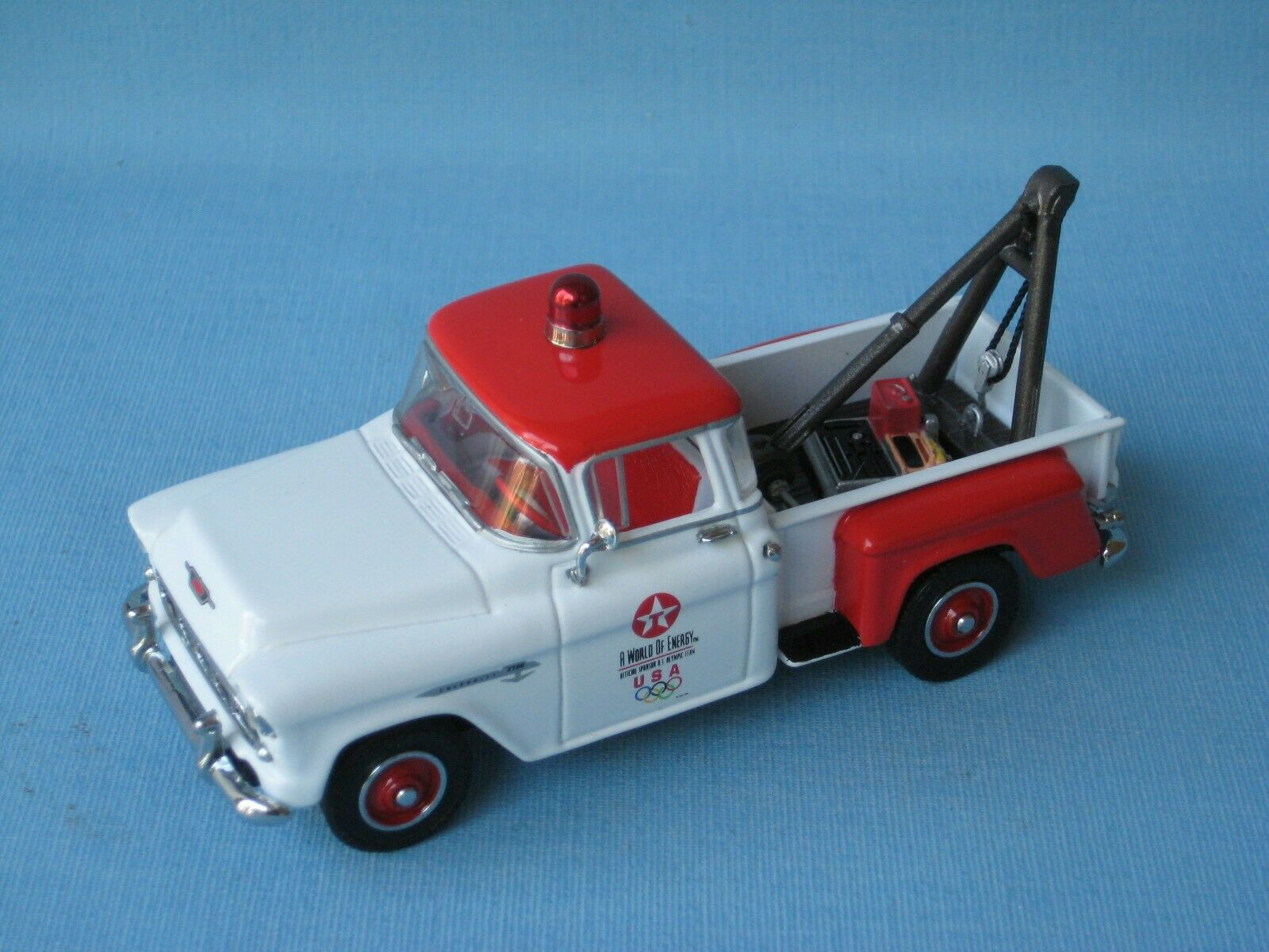 comprar marca Matchbox Yesteryear Yesteryear Yesteryear 1955 Chevrolet 3100 grúa Texaco olímpico Collectibles  descuento