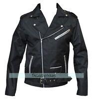 Cordura Jacket - Ghost Rider Jacket Nicolas Cage Johnny Blaze Jacket - All Sizes