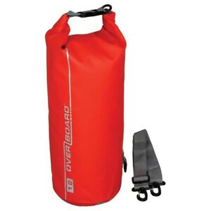 Overboard Gear Dry Tube 12 L Red
