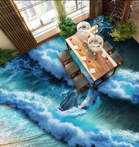 3D Seestern Fototapeten Wandbild Fototapete Tapete Familie DE Lemon