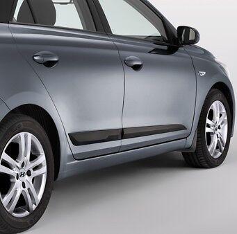 Hyundai i20 2014-on conjunto de protección de Barro Aleta Delantera P//N C8F46AK000 Genuine OE