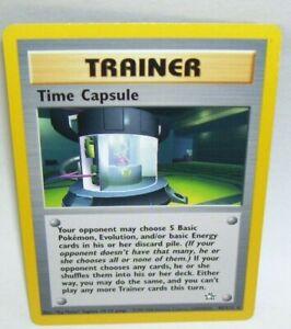 Rare-Pokemon-Card-Trainer-Time-Capsule-90-111-1995-2000-Nintendo