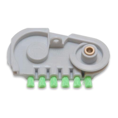 HOOVER F8100 STEAM VAC 302617001 Qty-1 END CAP-BRISTLES-LEFT