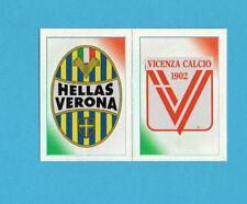 PANINI CALCIATORI 2011-2012-Figurina n.631- H.VERONA+VICENZA-SCUDETTO-NEW
