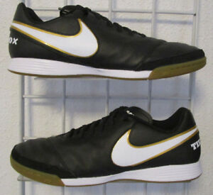 quality design 34af9 63b36 Image is loading Men-039-s-Nike-Tiempox-Genio-II-Leather-