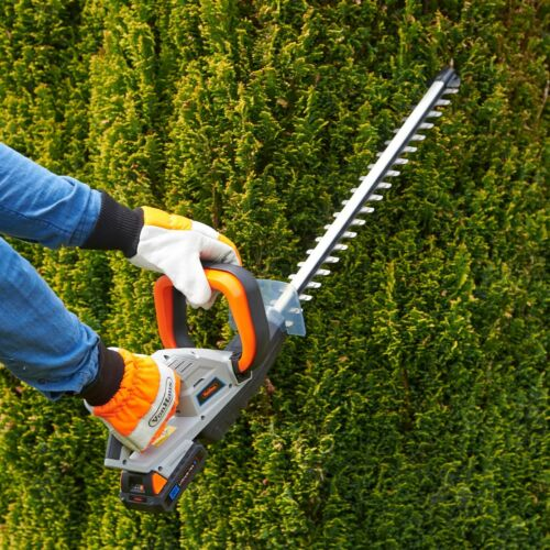 Part of the 20V Max Lithium-ion G Range Hedge Trimmer VonHaus 20V Max