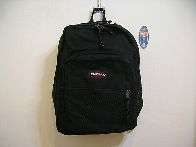 Eastpak Zaino Scuola Grande Pinnacle 008 Black Nero Forte Resistenza Al Calore E All'Usura Dura