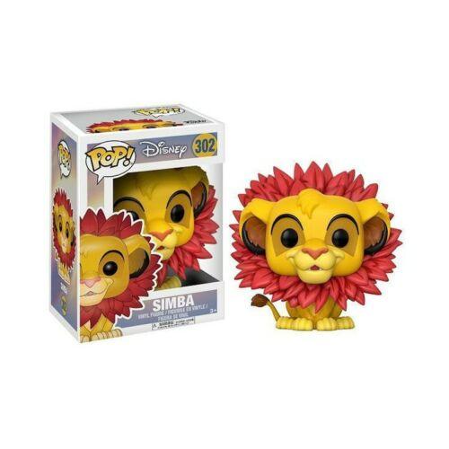 FUNKO POP Disne Simba #302 Figurine en Vinyle Collection Modèle Jouets
