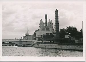 Fiable Paris 1937 - Pavillon Gaz Exposition Universelle - P 1140 Dans Beaucoup De Styles