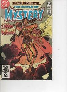 HOUSE-OF-MYSTERY-293-JUNE-1981-VERY-GOOD