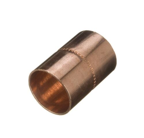 """End Feed 22mm x 3//4/"""" Imperial to Metric Couplings Bag of 5"""