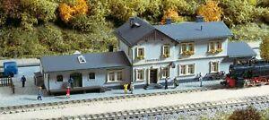 Auhagen 14453 Spur N Bahnhof Radeburg #NEU in OVP#