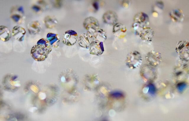 "Swarovski 5328 Xilion Bicone Beads ""Many Sizes & Colours"" Wholesale Factory Pack"