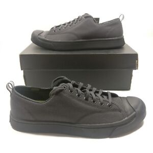 9f6dfbe1735b Converse Jack Purcell JP M-Series OX Black Grey Shoe Lunarlon ...