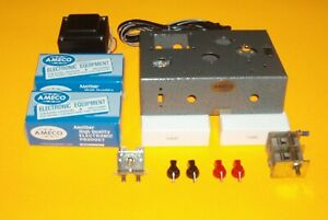 Ameco Ac 1 Transmitter For 630m Ham Radio Band Model Ac 630 Diy Kit Ebay
