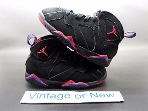 7f3bab01a777 Image is loading Nike-Air-Jordan-VII-7-Raptors-Retro-TD-