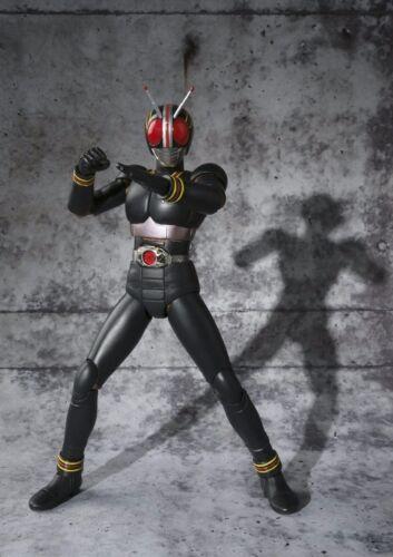 S.H.Figuarts Masked Kamen Rider BLACK Renewal Ver Action Figure BANDAI Japan