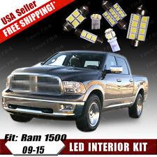 14X LED White Conversion 578 194  12V SMD Package Kit For Dodge Ram 2009-2015