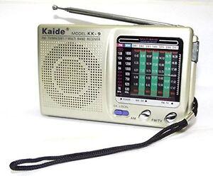 Radio-Portatile-Pulsation-KK-9-FM-Tv1-5ch-MW-SW1-7-9-Bande-Ricevitore-Audio-hsb