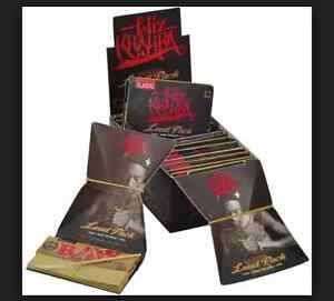 1 Pack of 1 1/4 Wiz Khalifa Loud Pack Tray, Raw Papers, and Tips INCLUDED