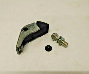 K2F-Mag-puntos-placa-trasera-de-laton-temprano-Triumph-BSA-Norton-470608-9