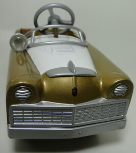 Pedal-Car-1960-Dodge-Chrysler-Plymouth-Vintage-Metal-Collector-gt-READ-DESCRIPTION