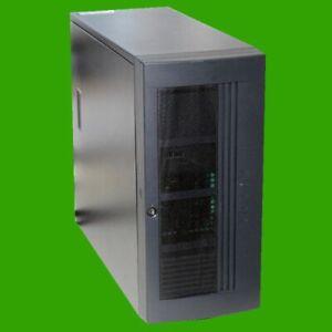 Server-Tower-Gehaeuse-Chenbro-SR-20966H01-Netzteil-DVD-SR-209-WIN-SBS-2011-COA