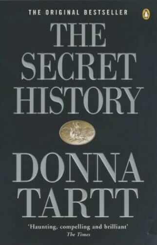 The Secret History by Tartt, Donna Paperback Book The Fast Free Shipping