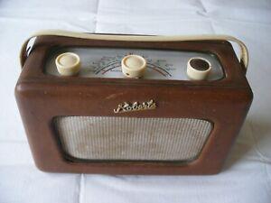 VINTAGE ROBERTS MODEL R 300 TRANSISTOR RADIO