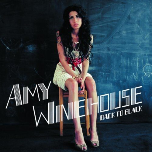 1 of 1 - Amy Winehouse - Back To Black - Amy Winehouse CD 0QVG The Cheap Fast Free Post