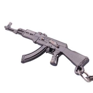 Gun-Theme-KeyChains-Tritium-Metal-Special-Keyring-Key-Holders-For-Men-Home-Sale