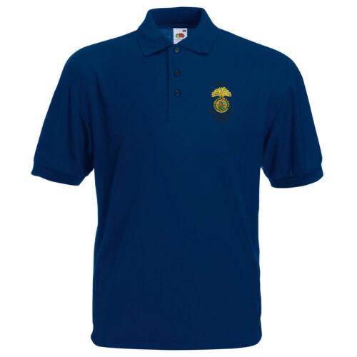 Royal Northumberland Fusiliers Polo Shirt