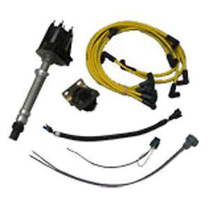 Details About Nib Mercruiser Gm 3 0l 4 Cyl W Delco Est Ignition Distributor Kit Il4est