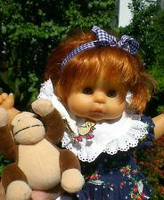 Zapf Puppe Fancy Kids 30 cm von B. Leman aus 1997 Spielpuppe Sammlerpuppe Doll 1