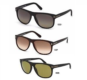 8d26d70a3bb Image is loading Authentic-TOM-FORD-Designer-FT0236-Olivier-Unisex- Sunglasses-