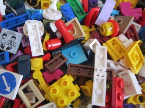 Más de cien piezas de Lego de color pequeño-una muy buena mezcla de ladrillos