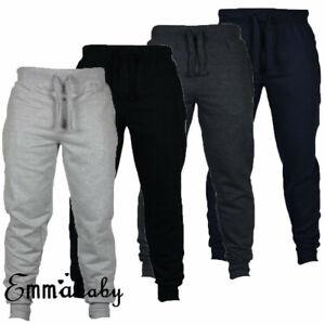 Men-039-s-Sport-Pants-Long-Trousers-Tracksuit-Fitness-Workout-Joggers-Gym-Sweatpants