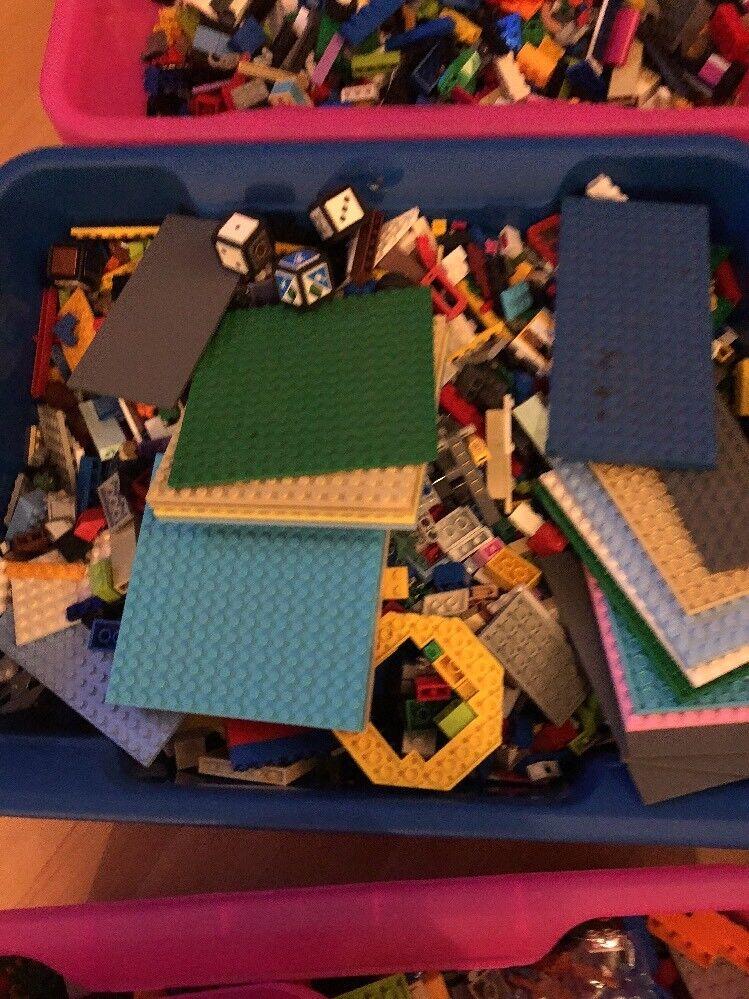 Lego 4kg Massive Job lot of Mixed Bundle Of Lego