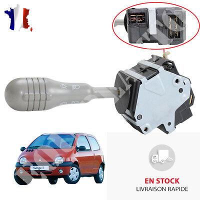 clignotant Commodo Gris de Renault Twingo = 7701046629 éclairage Klaxon