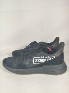 Adidas ZX 500 RM Alphatype Triple Black